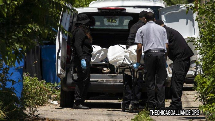 Terjadi Penembakan Di Rumah Englewood Chicago, 4 Korban Meninggal