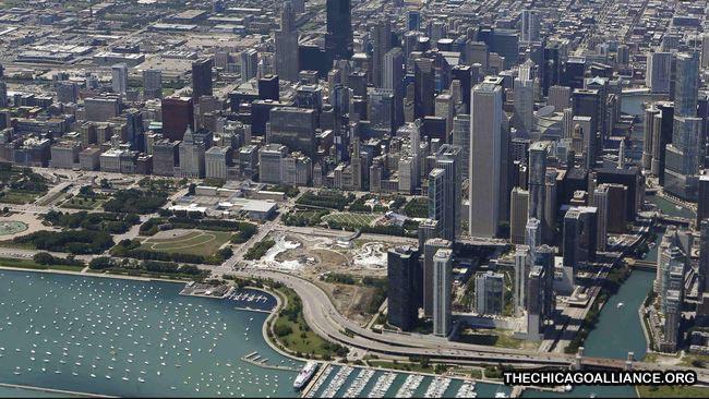 Mengapa Chicago's Grid Adalah Model Tata Kota Sempurna