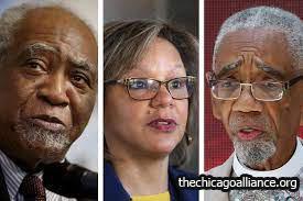 Bagaimana Remap Dapat Mempengaruhi Tiga Distrik Kongres Hitam Chicago