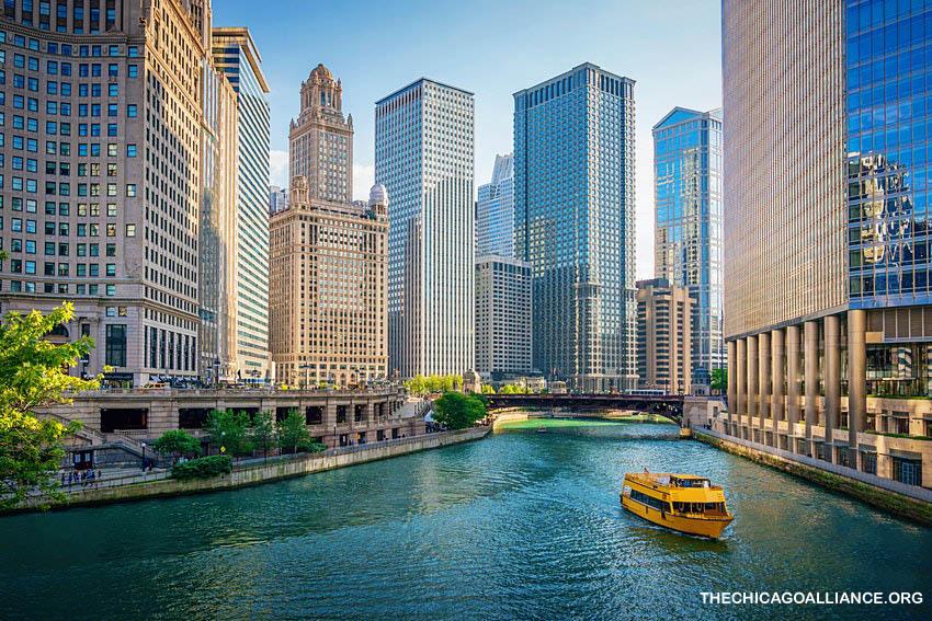 Beberapa Transportasi Untuk Menikmati Pesona Chicago