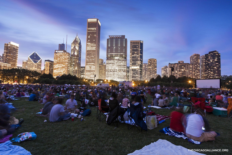 Waktu terbaik untuk pergi ke Chicago