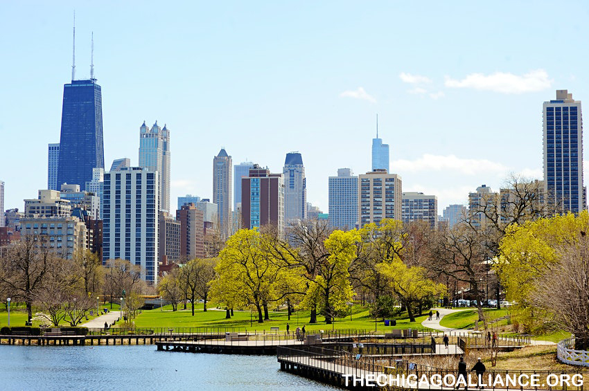 12 taman teratas di Chicago