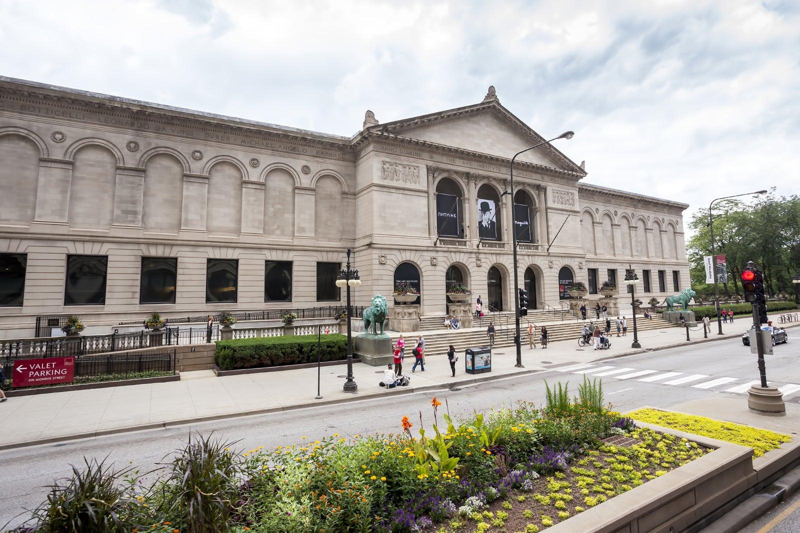 11 museum yang harus anda kunjungi di Sekitar Chicago Loop